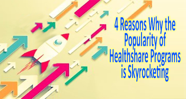 Why the Popularity of Healthshare Programs is Skyrocketing
