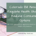 Colorado­ Bill Aims to Regulate Health Sharing, Reduce Consumer Options